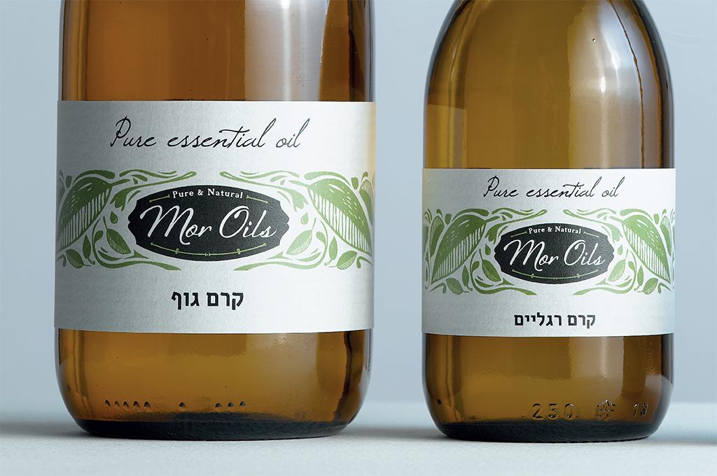 Mor Oils